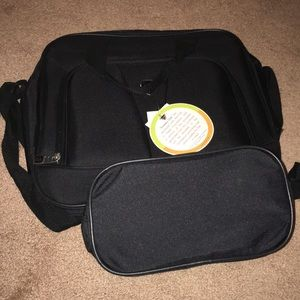 Other - Boarding Tote and travel case
